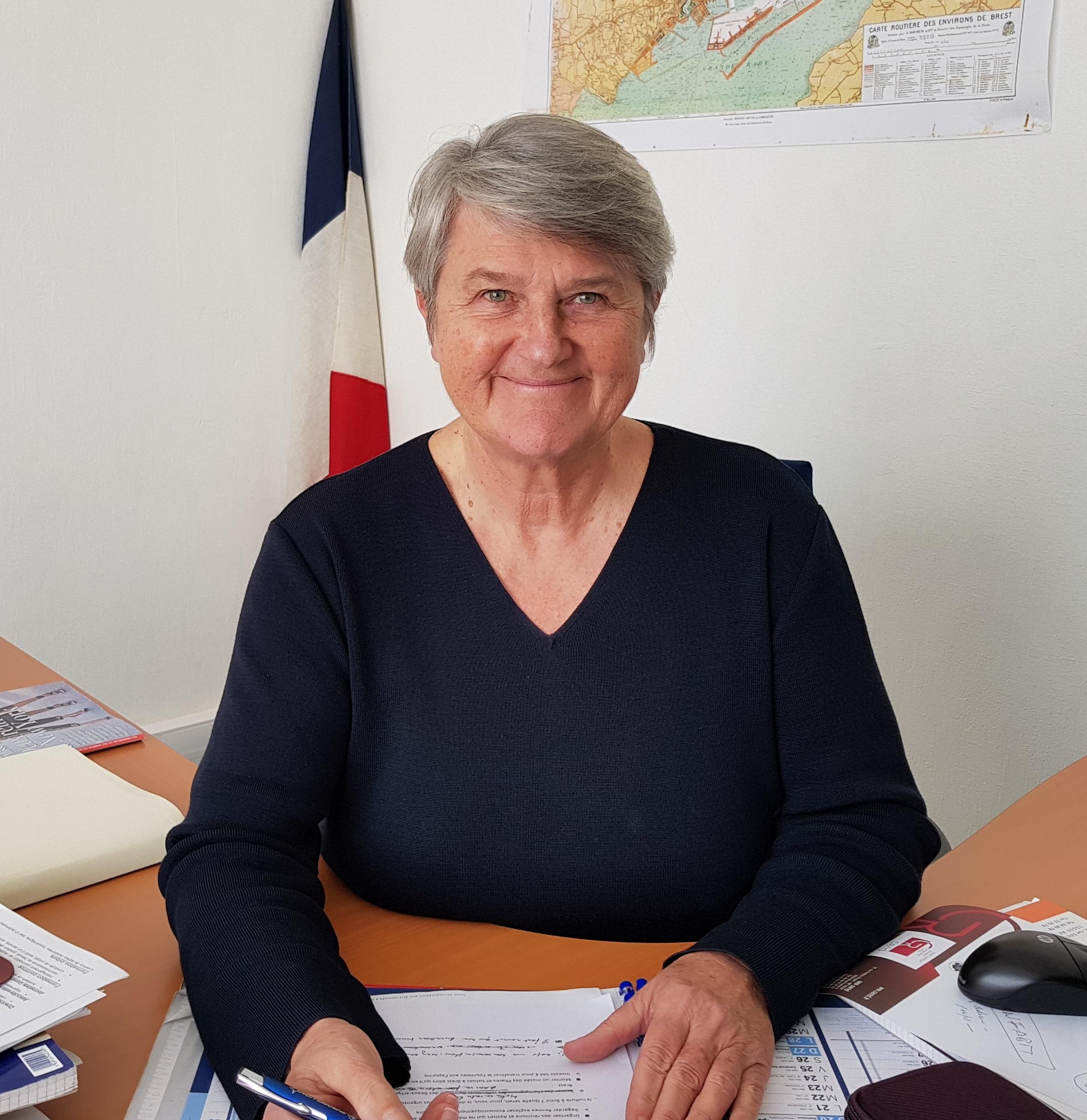 Bernadette Malgorn