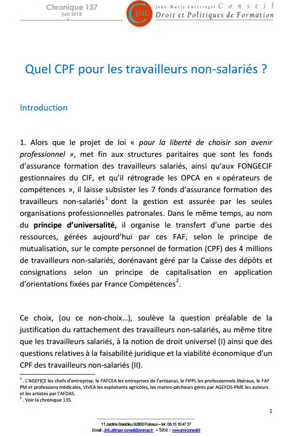 quel-CPF-pour-les-travailleurs-non-salaries