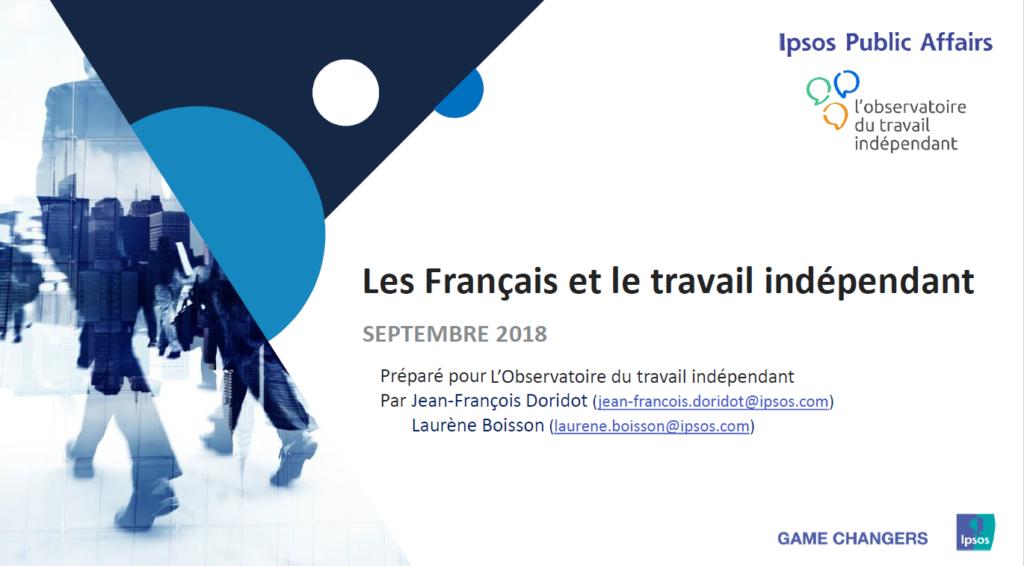 les-français-et-le-travail-independant