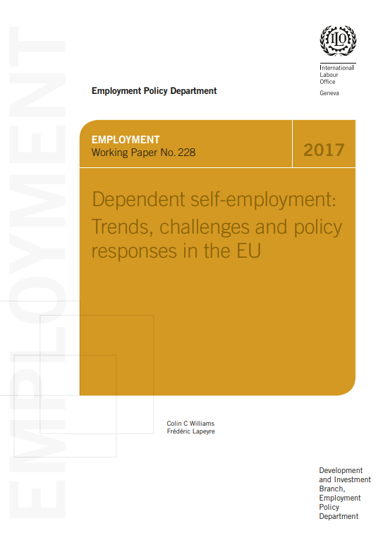 Dependent-self-employment