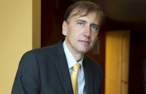 Cyril Cosme, directeur du bureau France de lOrganisation internationale du travail