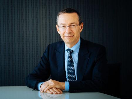 Eric Labaye, président du McKinsey Global Institute