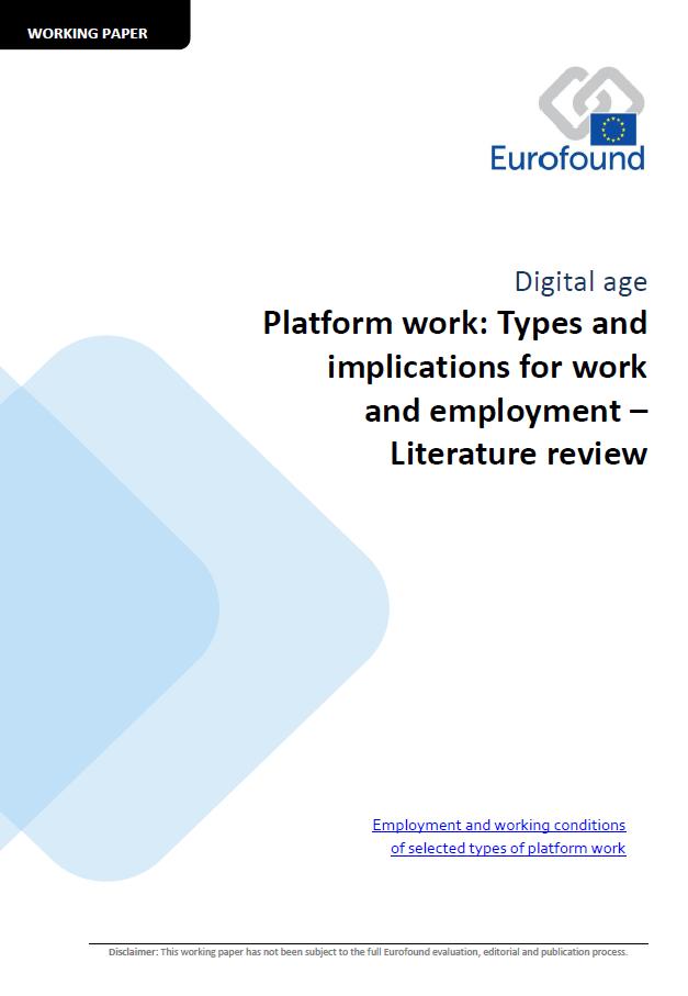 platform work